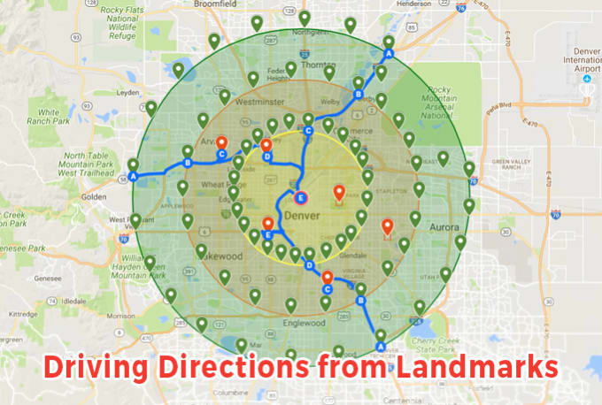Google Map Optimization